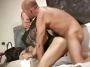 Teen Getting Hard Ass Fuck Till He Gets Filled Up