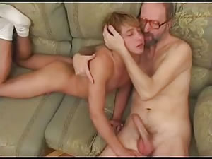 Teeny lovers riding cock at 18 7
