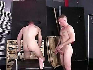 Saxon West and Blake Daniels Raw