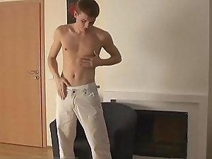 Gay twinks The pics commenced off pretty tame as he just posed and