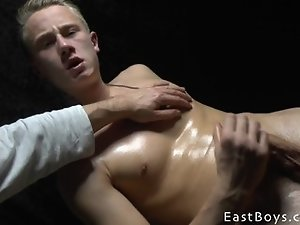 Casting - First Handjob Part2
