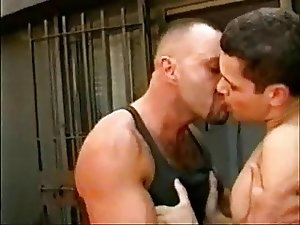 Bear And Twink Passionate Sex