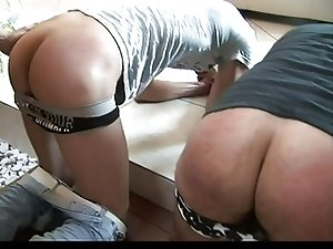 fun spank - blow and shoot