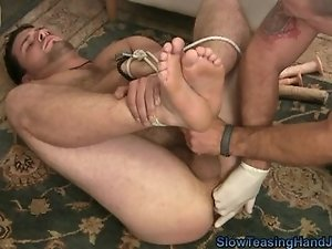 Joel Dildoed & Jerked