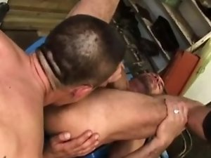 Beam me up booty (2007) Raw gay male RIMMING